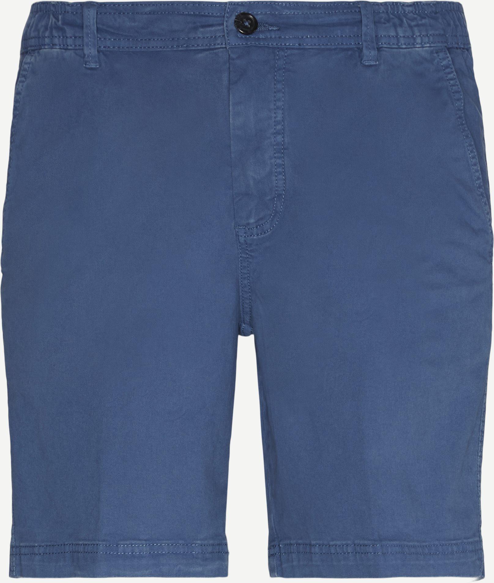 Shorts - Regular - Blue