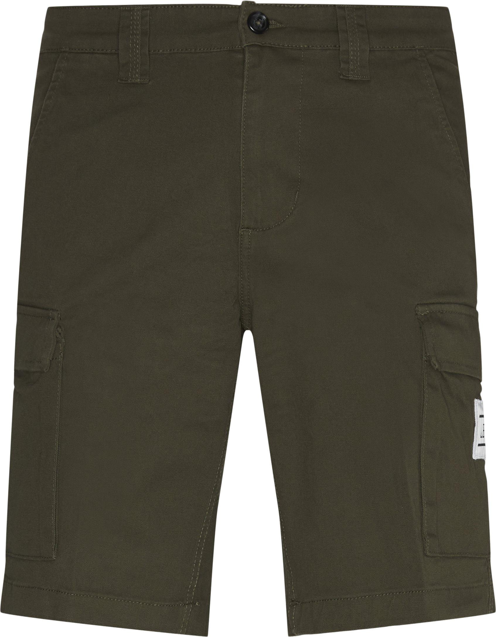 Cedric Shorts - Shorts - Loose - Army