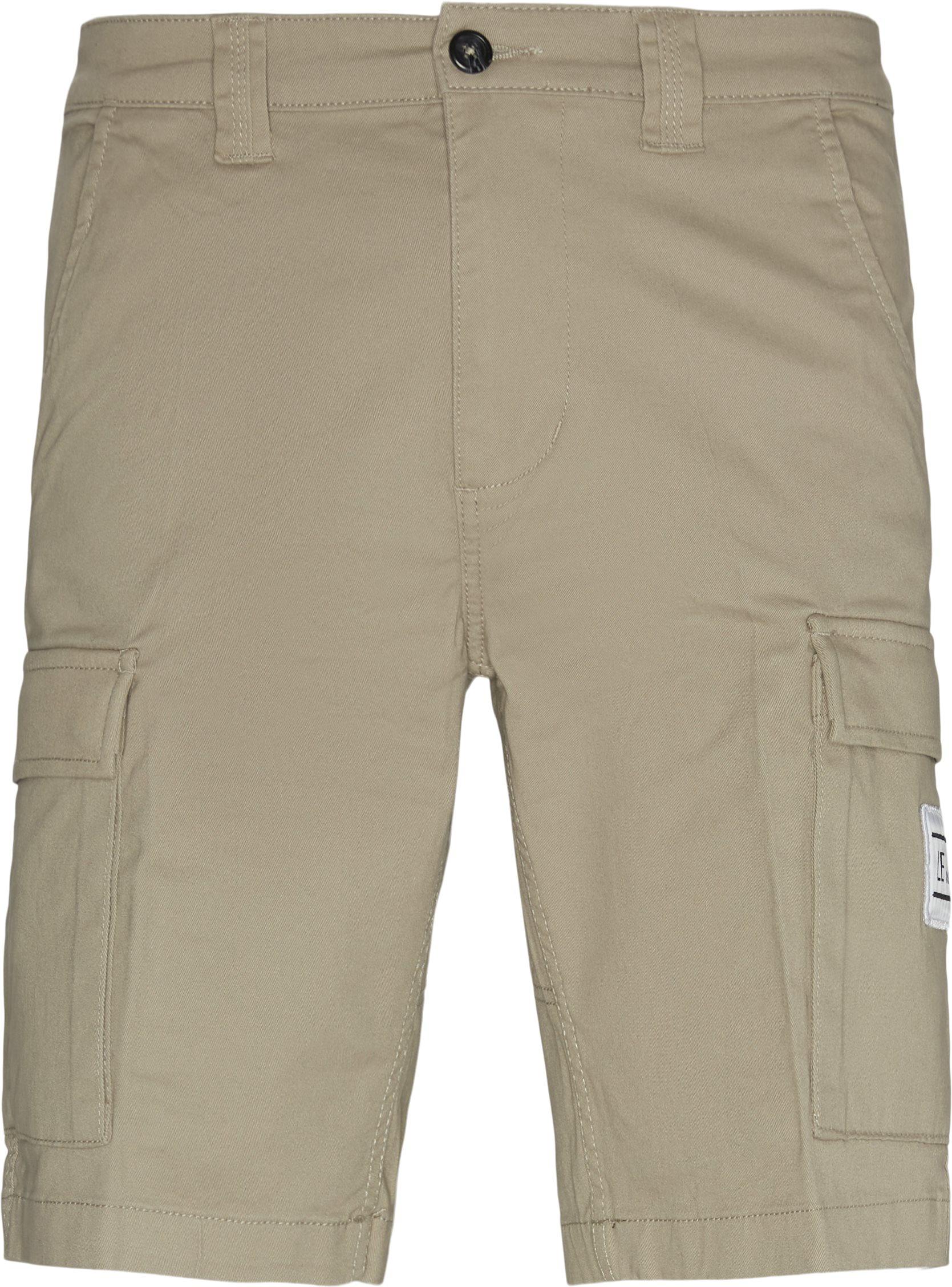Cedric Shorts - Shorts - Loose - Sand