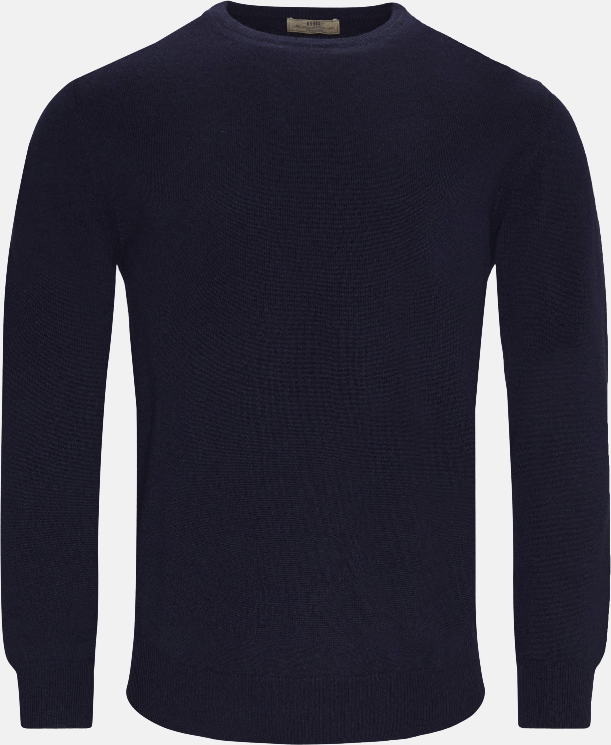 Knitwear - Blue