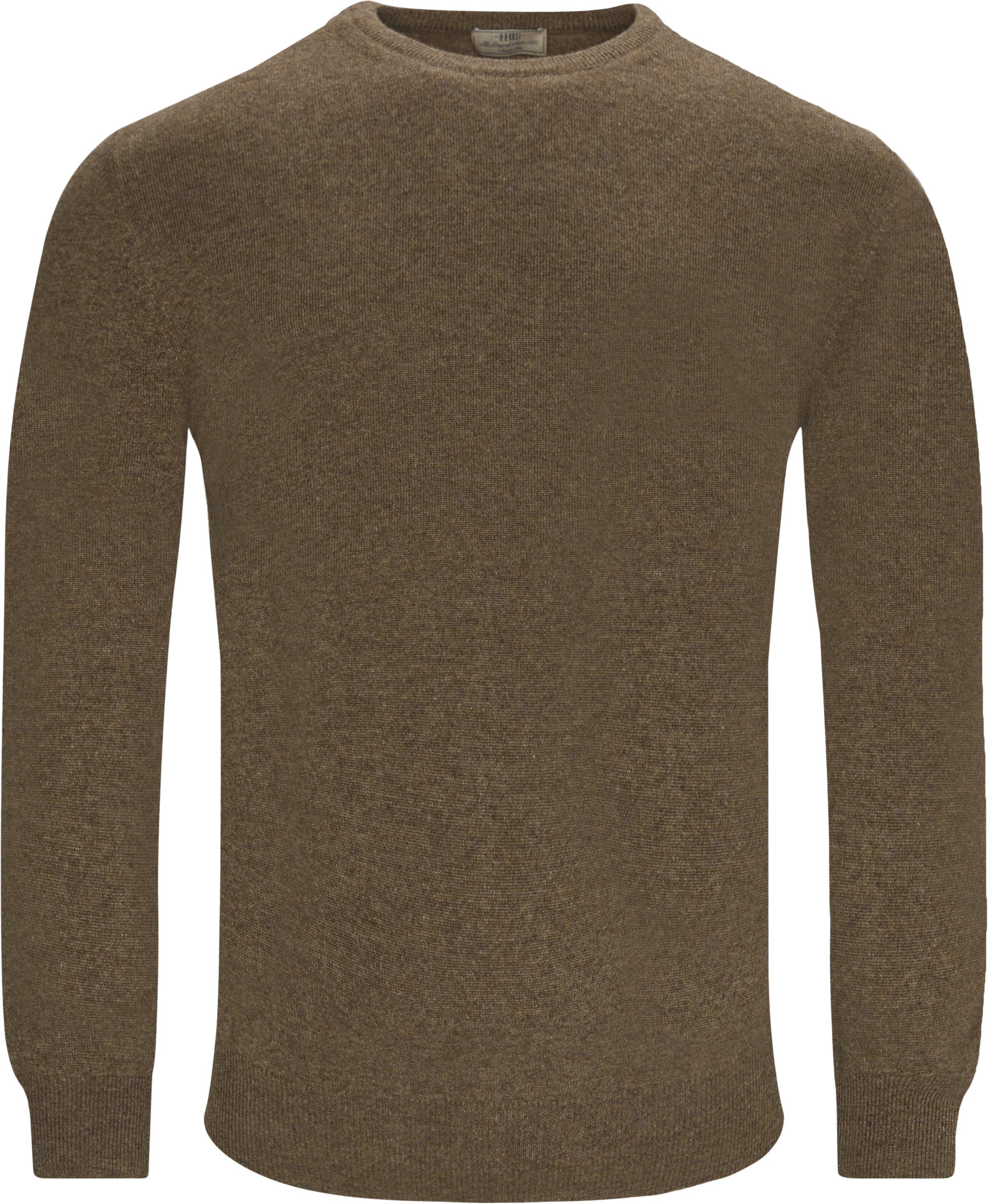 Knitwear - Brown
