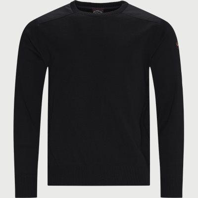 Logo Sweater Regular | Logo Sweater | Sort