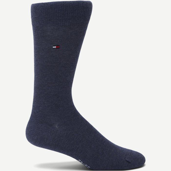 4-pack Socks Giftbox - Strumpor - Blå