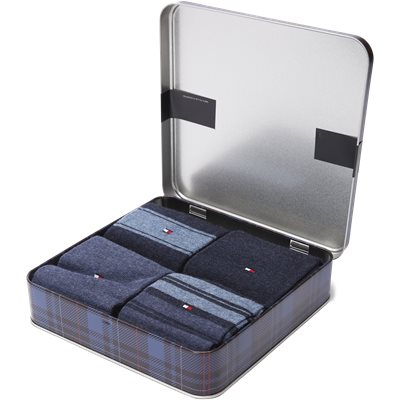 4-pack Socks Giftbox 4-pack Socks Giftbox | Blue