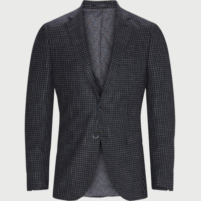 Regular | Blazer | Blå