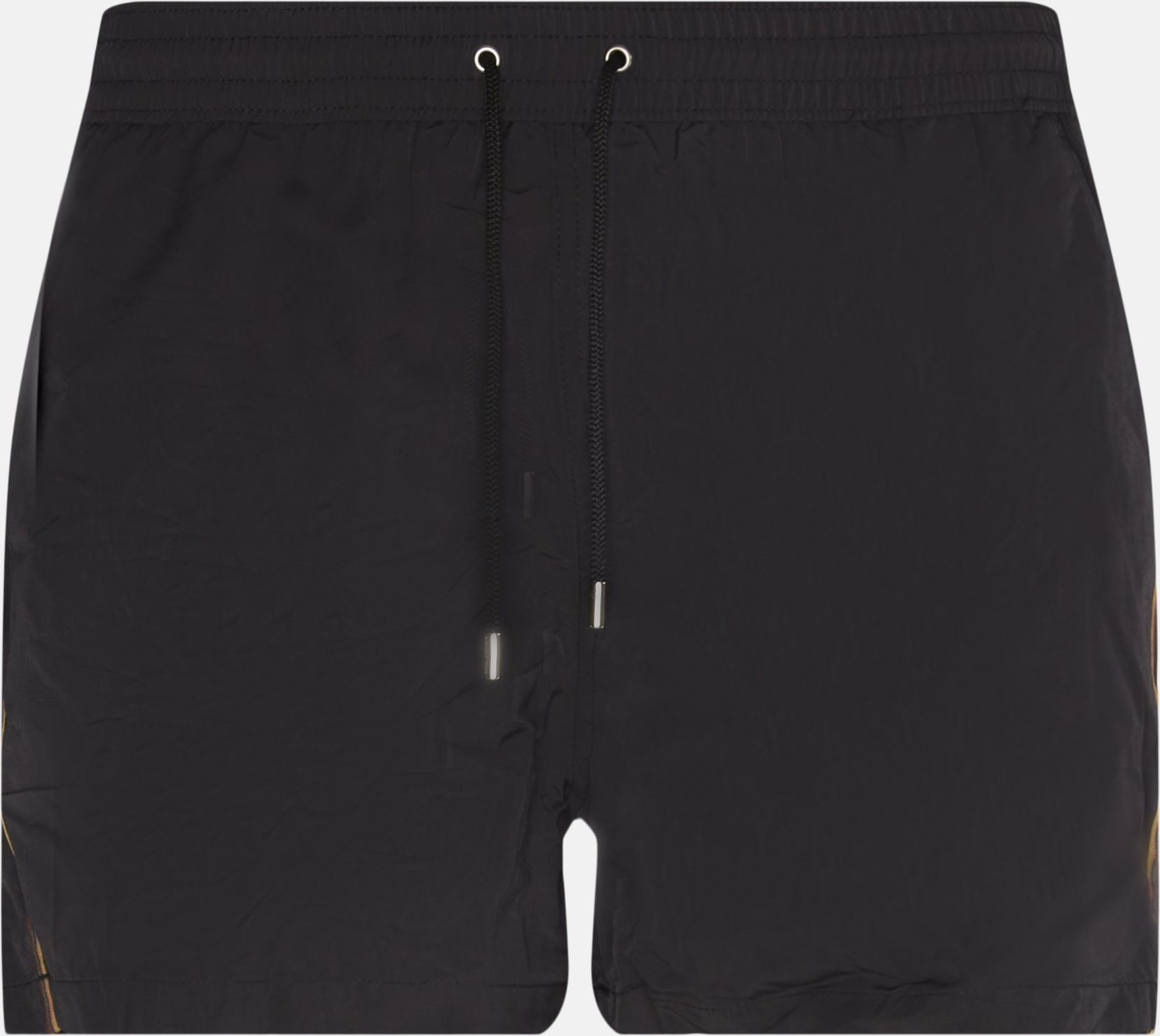 Shorts - Regular - Black