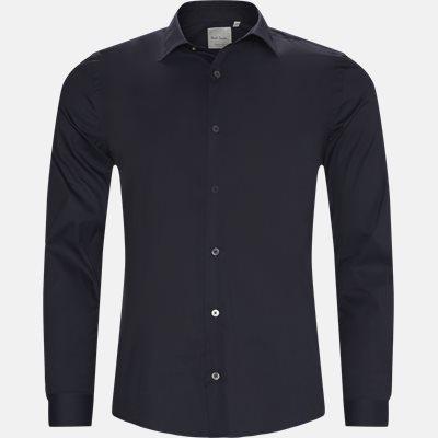 Slim | Skjorter | Blå
