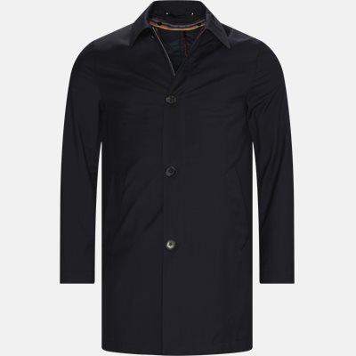 Gents Mac Jacket Regular   Gents Mac Jacket   Blå