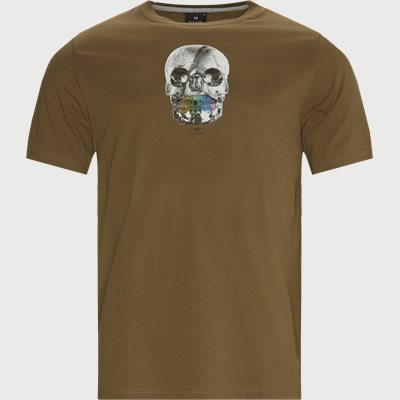 Regular | T-shirts | Army