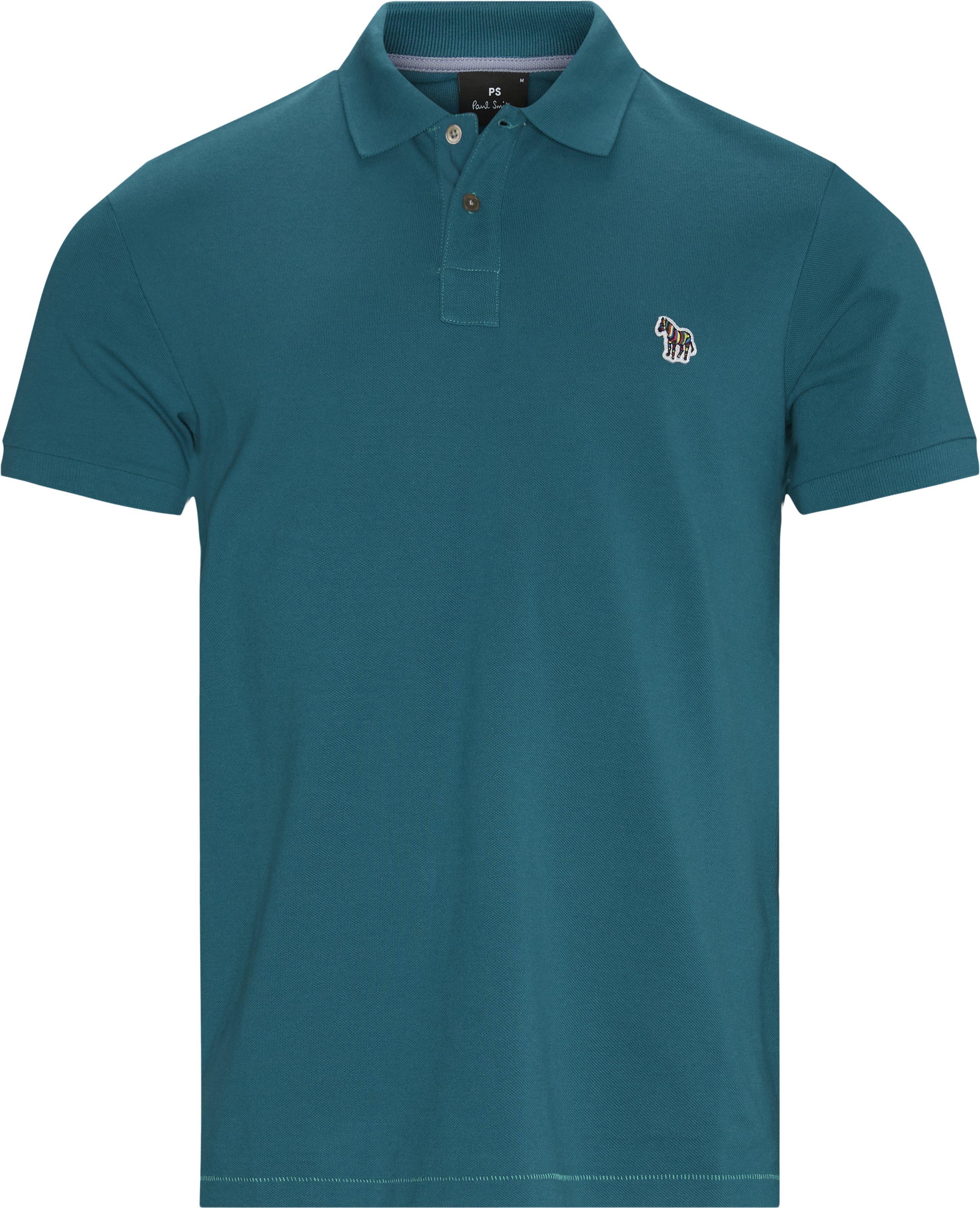 T-shirts - Regular fit - Green