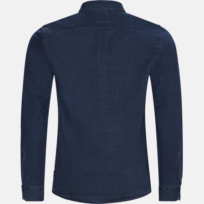 Denim Skjorte