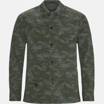 Regular | Overshirts | Army