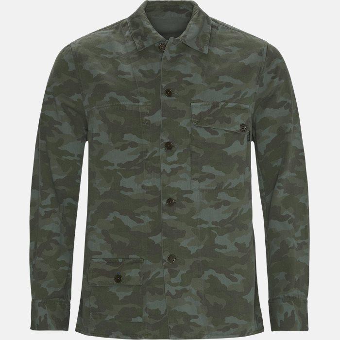 Overshirts - Regular - Army