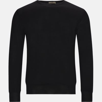 Regular | Knitwear | Black