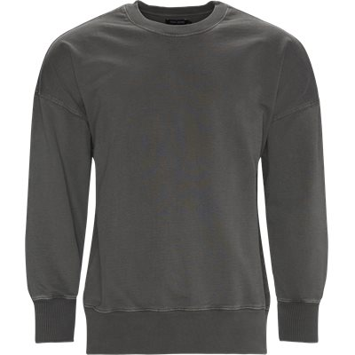Caruso Crewneck Sweatshirt Regular | Caruso Crewneck Sweatshirt | Grey