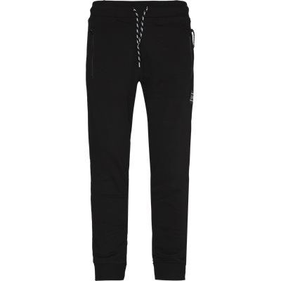 Haute Sweatpant Tapered fit | Haute Sweatpant | Sort