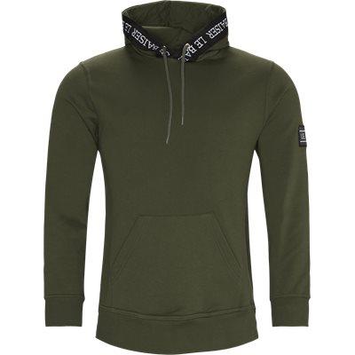 Provence Hoodie Regular | Provence Hoodie | Army