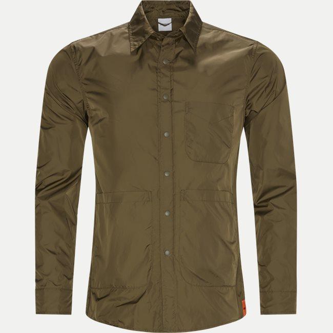 Nylon skjorte