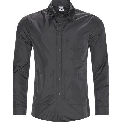 Nylon skjorte Regular fit | Nylon skjorte | Grå