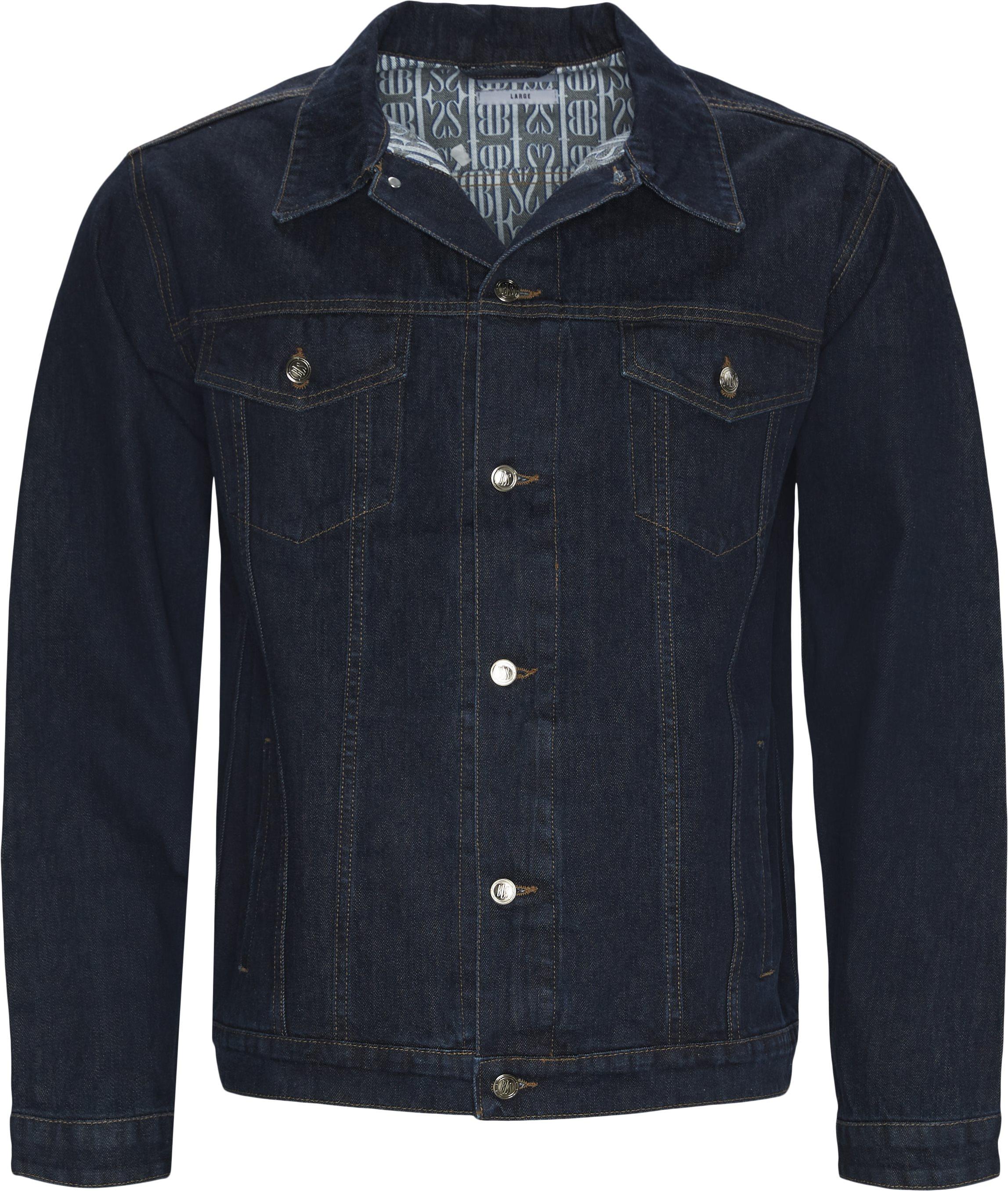 Denim jakke - Denim skjorter - Regular fit - Denim
