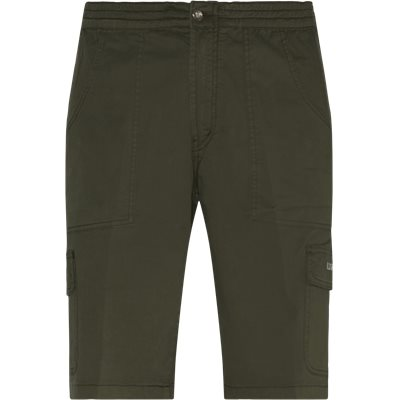 Regular fit | Shorts | Army