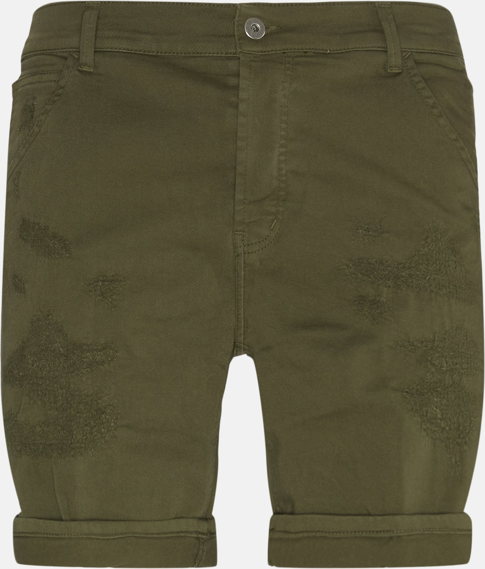 Shorts - Shorts - Regular - Army