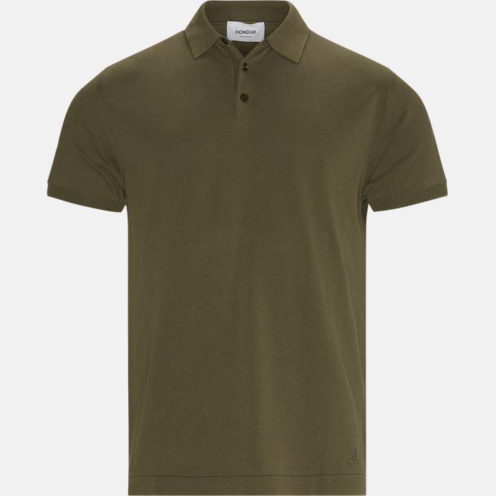 T-shirts - Regular - Army