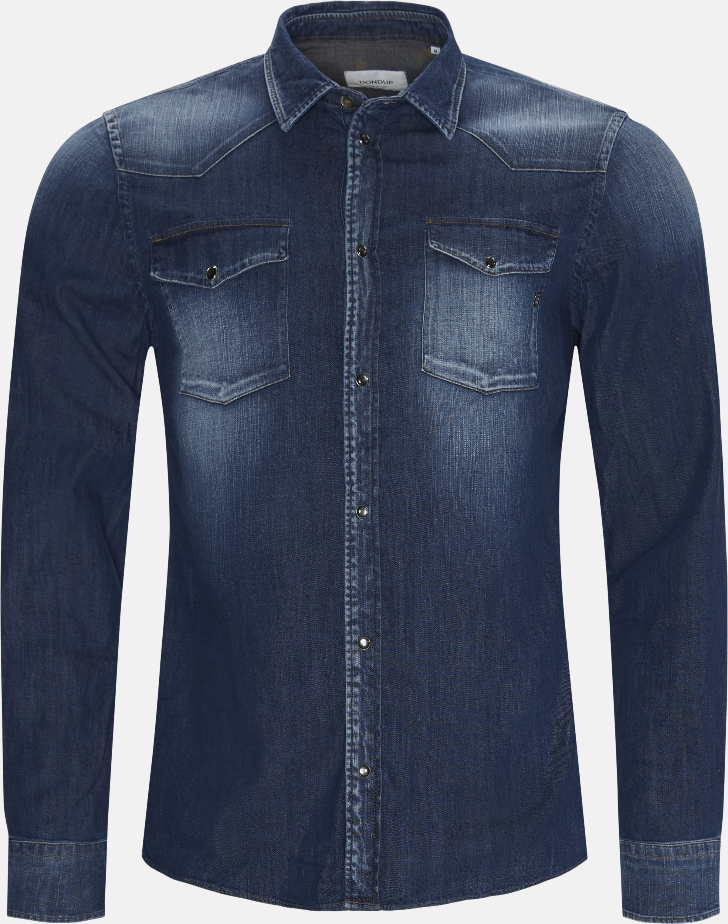 Shirts - Regular - Denim