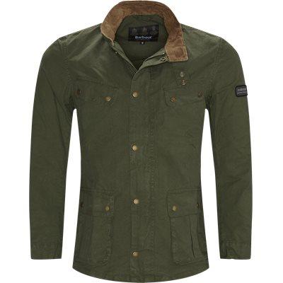 IB International Duke Coloured Jacket Tailored fit | IB International Duke Coloured Jacket | Grøn