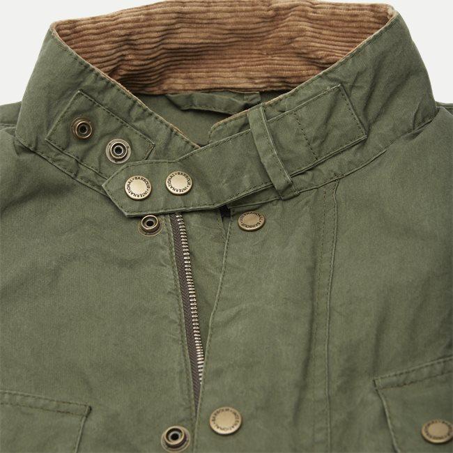 IB International Duke Coloured Jacket