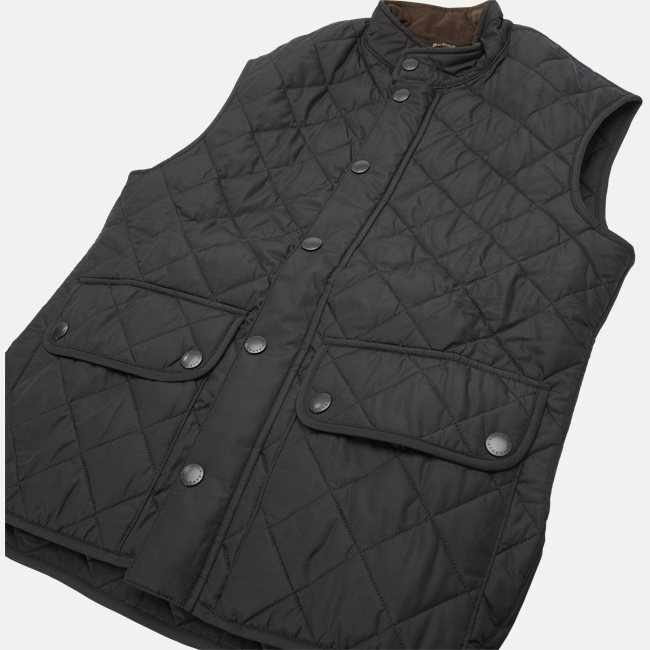 Lowerdale Gillet Quiltet Vest