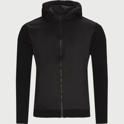 Hairpin Hoody Regular | Hairpin Hoody | Sort