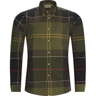 Sutherland Shirt Tailored fit | Sutherland Shirt | Grøn