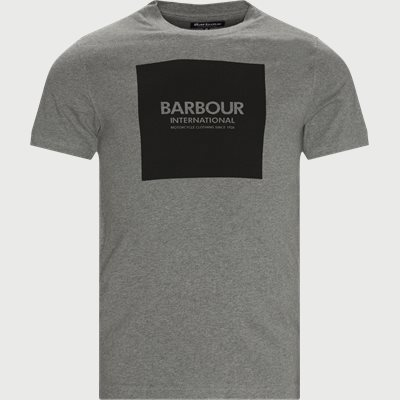 International Block T-shirt Regular | International Block T-shirt | Grey