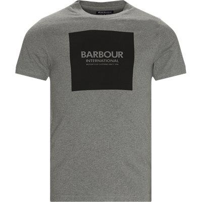 International Block T-shirt Regular | International Block T-shirt | Grå