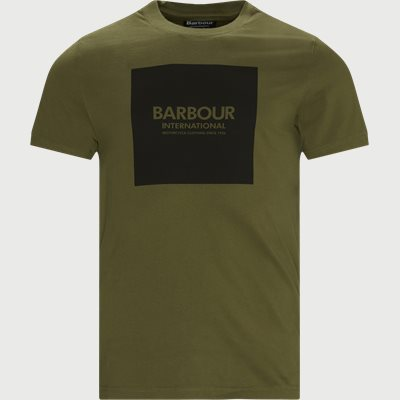International Block T-shirt Regular | International Block T-shirt | Green