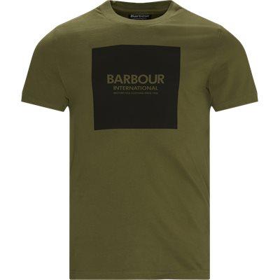 International Block T-shirt Regular | International Block T-shirt | Grøn