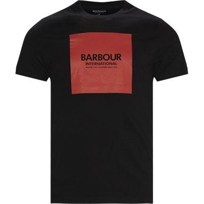 International Block T-shirt Regular | International Block T-shirt | Sort