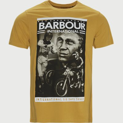 T-shirts | Yellow