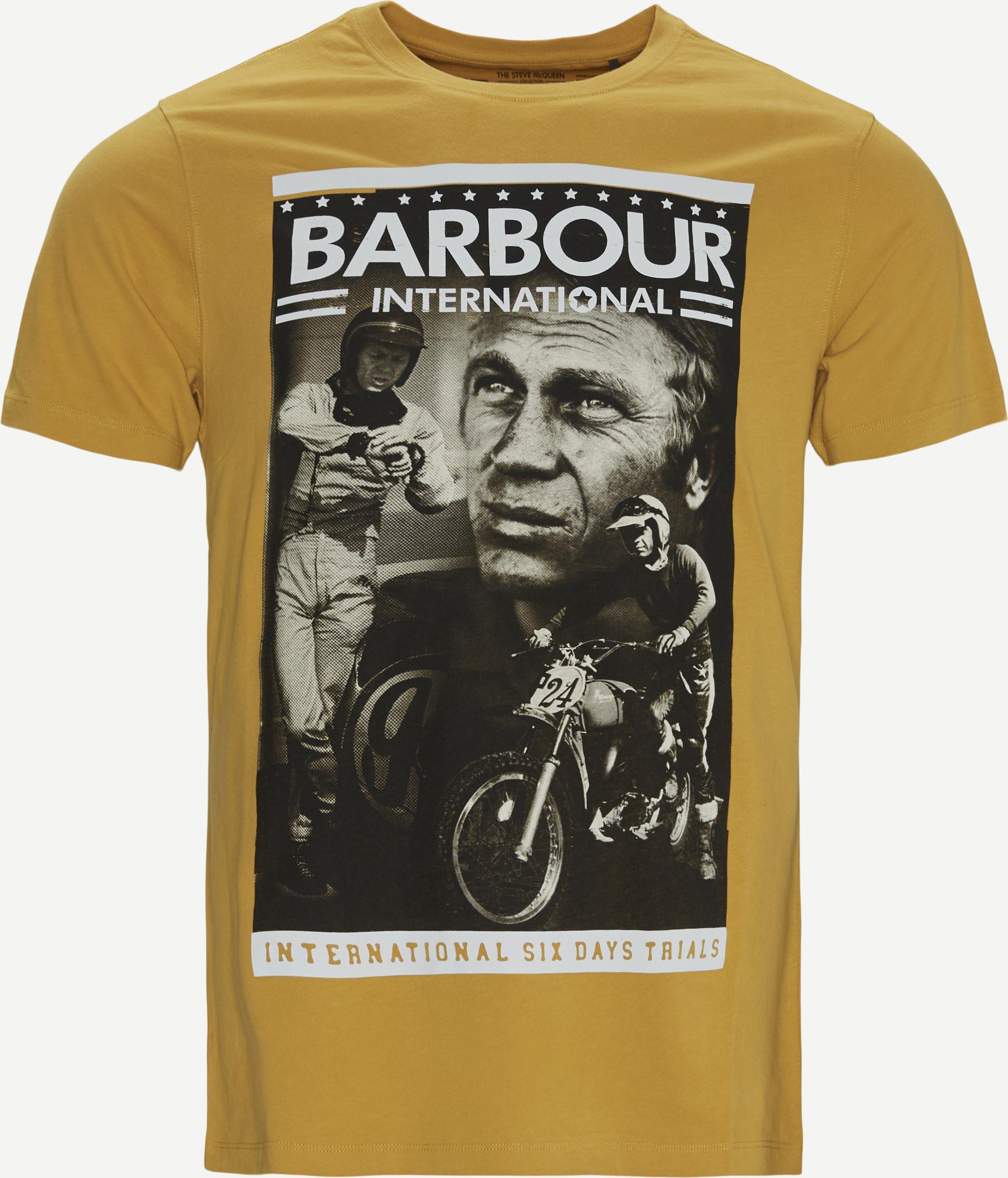T-Shirts - Gelb