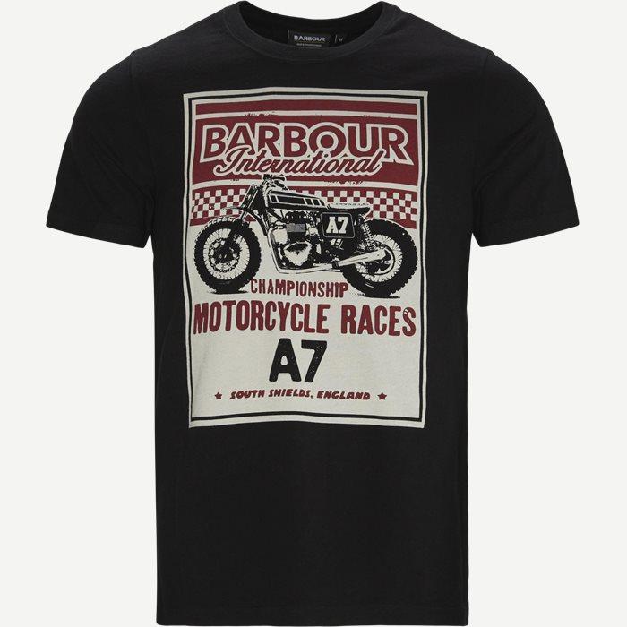 Lengendary A7 T-shirt - T-shirts - Regular - Svart
