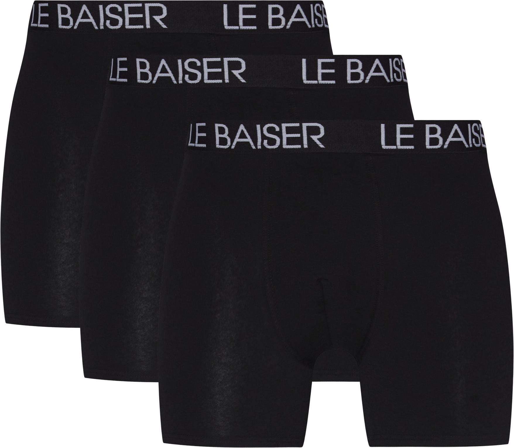 3-pack Tights - Underkläder - Svart
