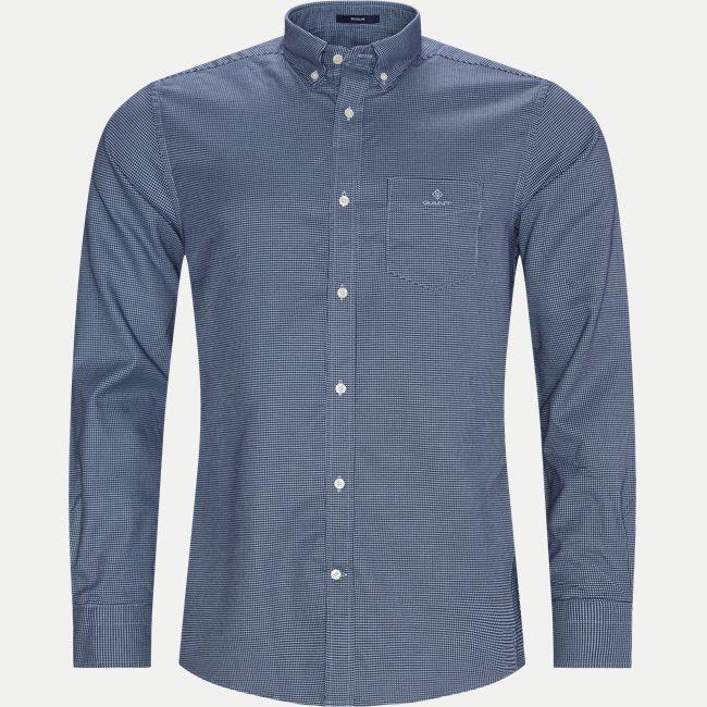 Melange Doby REG Shirt