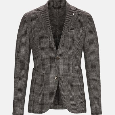 Ned Jacket Regular | Ned Jacket | Brun