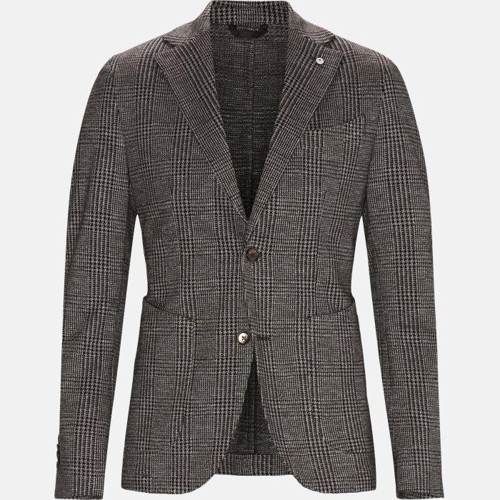 Ned Jacket - Blazer - Regular - Brun
