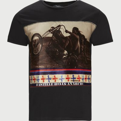 Naked T-shirt Regular | Naked T-shirt | Sort