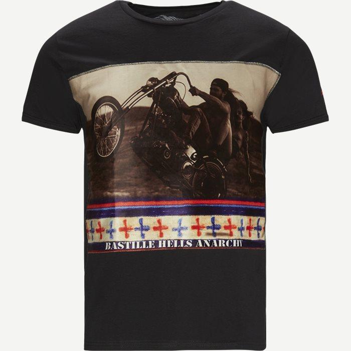 Naked T-shirt - T-shirts - Regular - Svart
