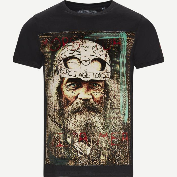 Verx T-shirt - T-shirts - Regular - Svart