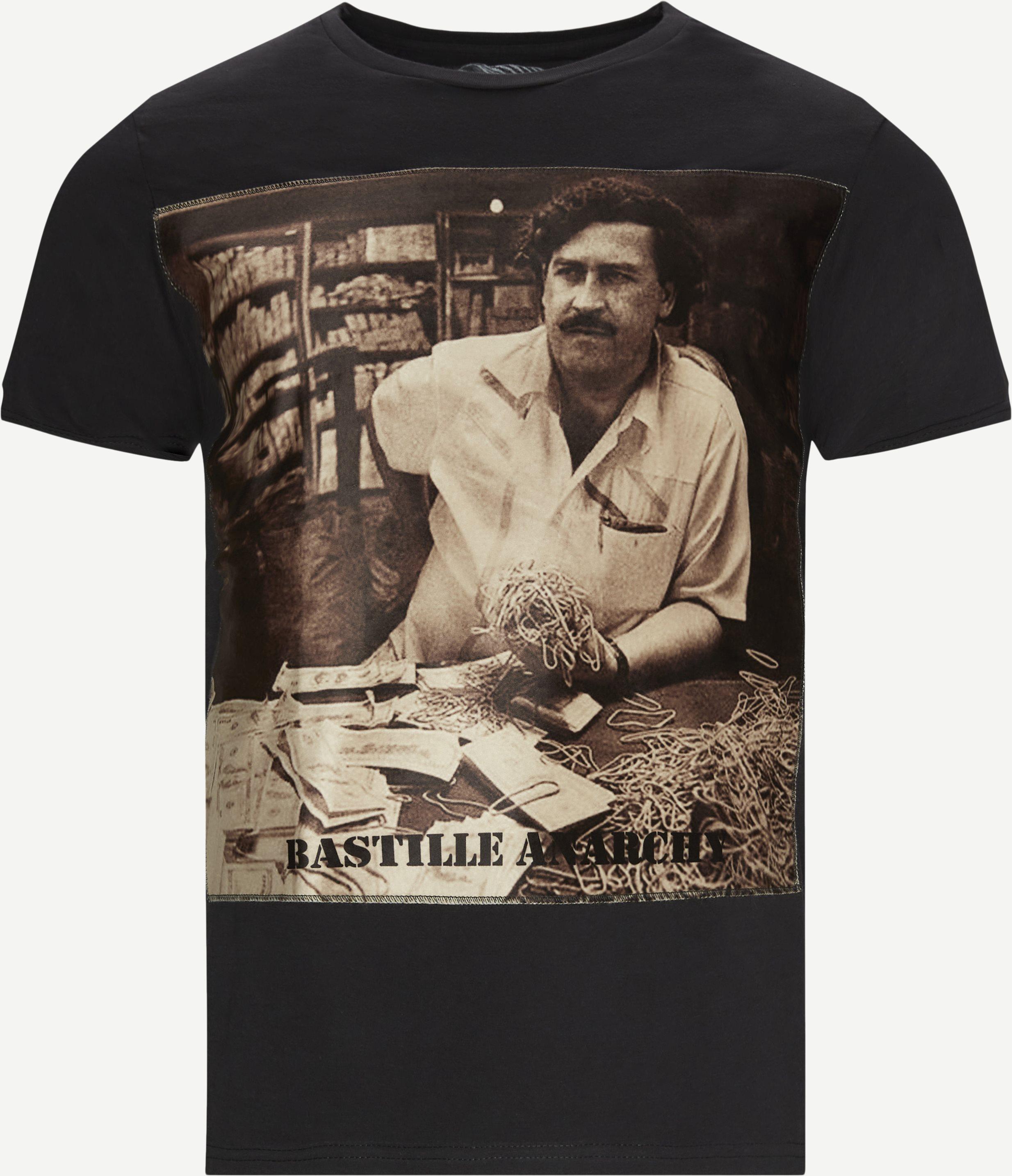 T-Shirts - Schwarz