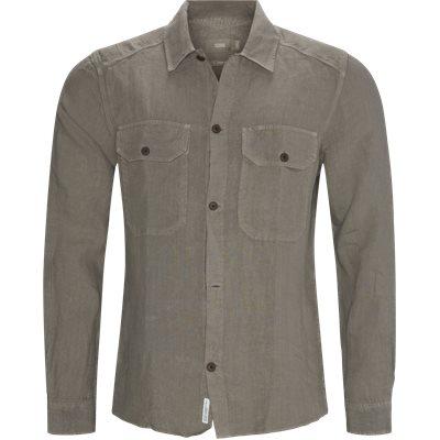 Overshirt  Regular fit | Overshirt  | Grå